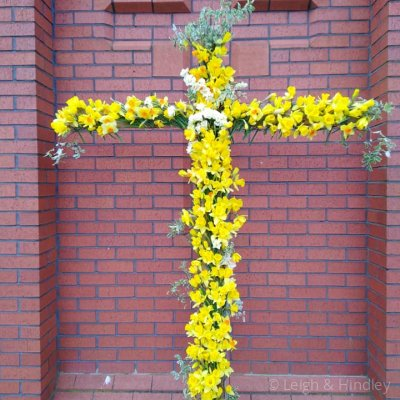 Bedford Easter Cross 2