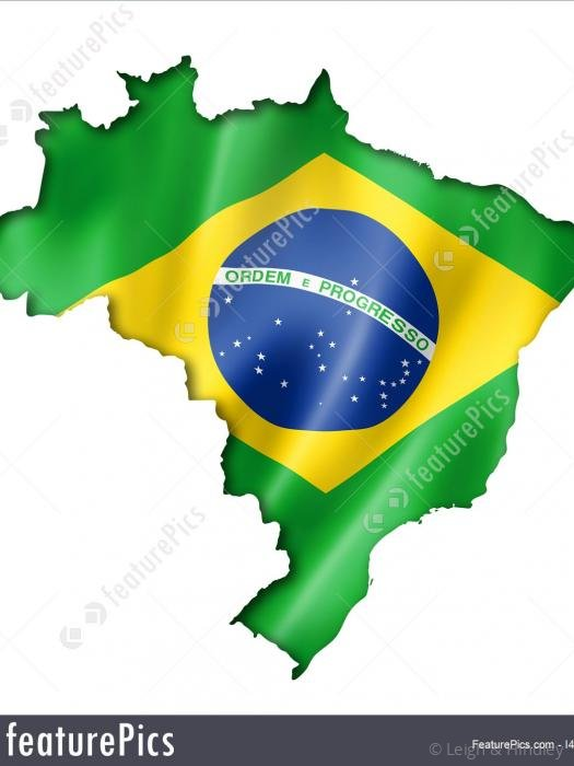 brazilian-flag-map-stock-illustration-3066764