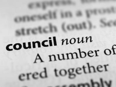 Council definition in dictionary