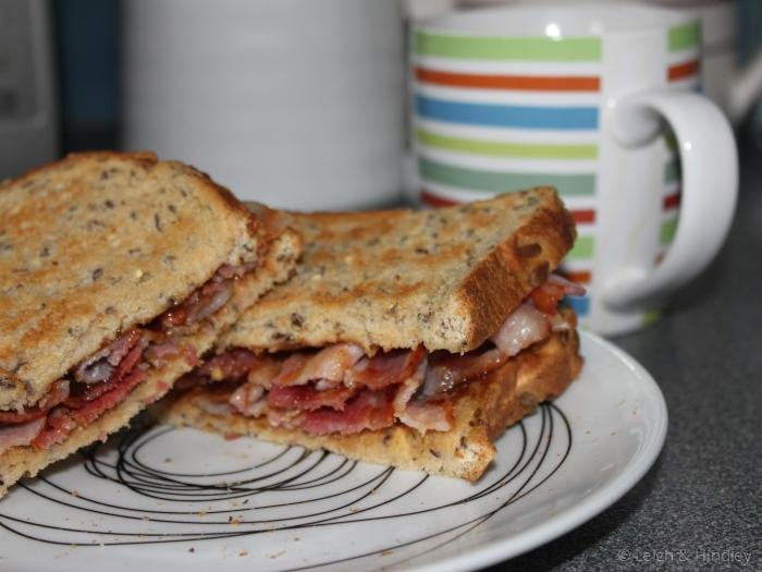 download bacon sandwich